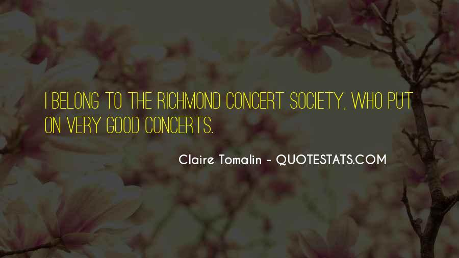 Claire Tomalin Quotes #1035791