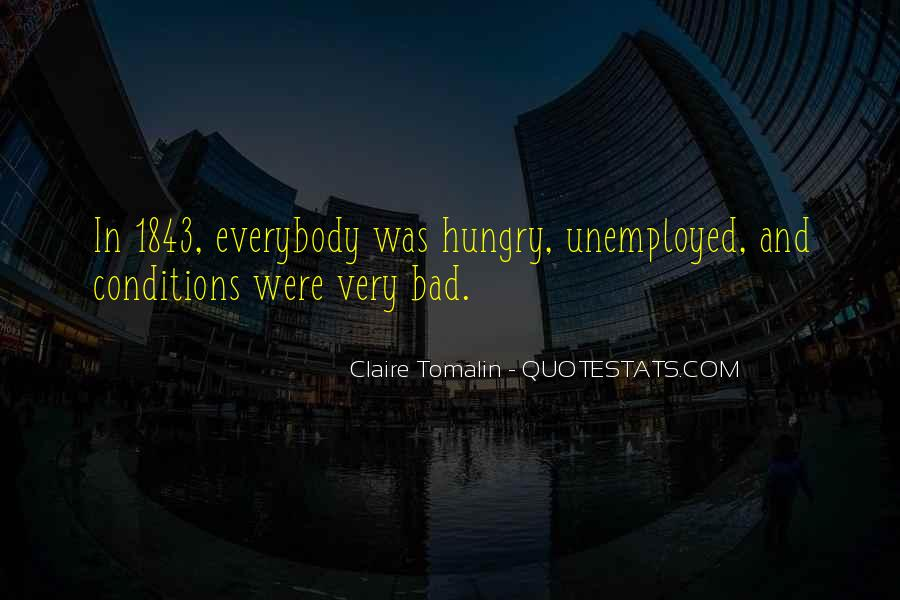 Claire Tomalin Quotes #1201177