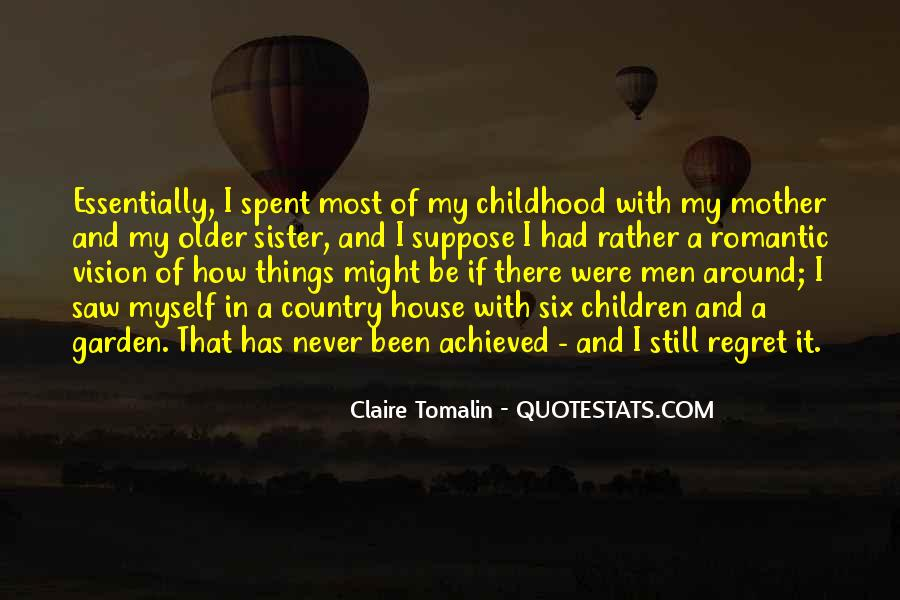 Claire Tomalin Quotes #442943
