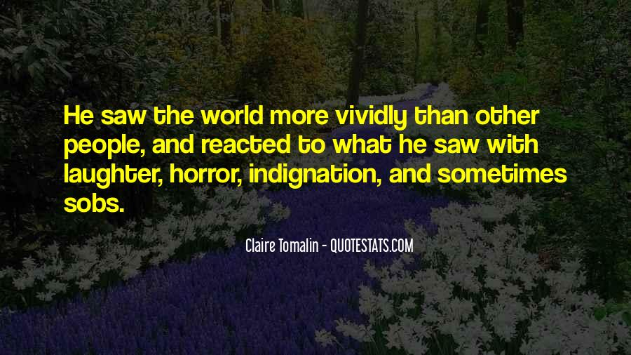 Claire Tomalin Quotes #539873