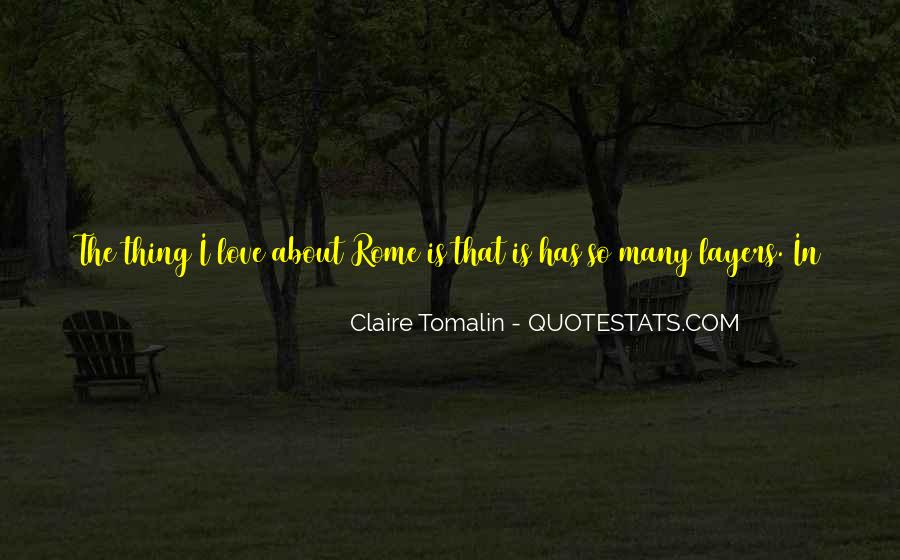 Claire Tomalin Quotes #566207