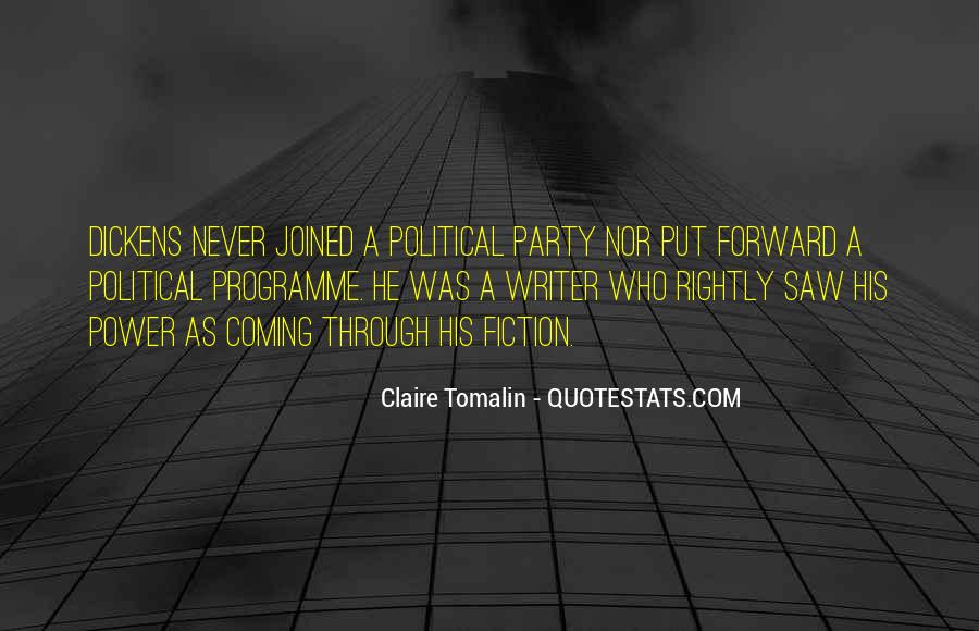 Claire Tomalin Quotes #585597