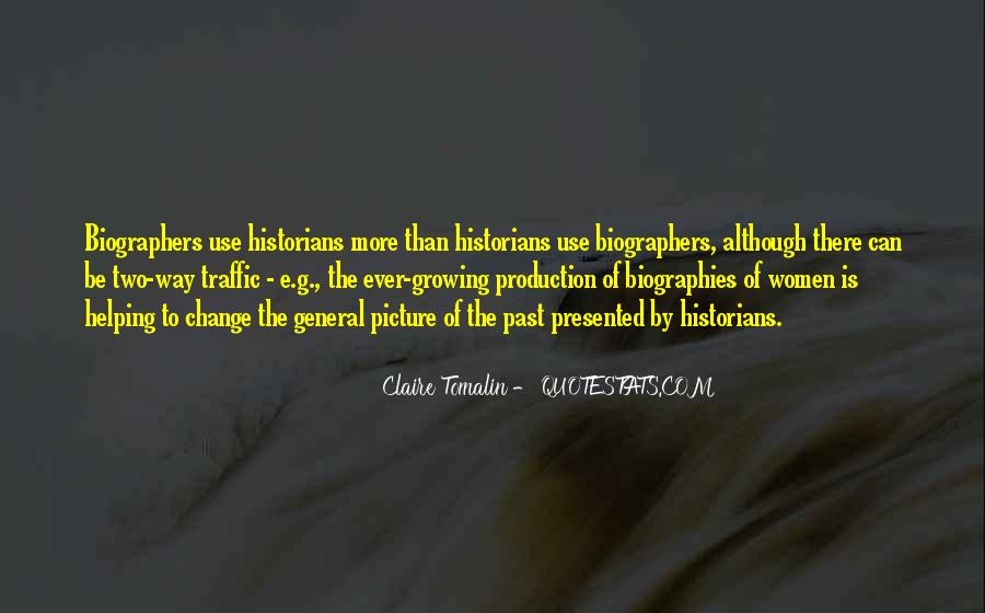 Claire Tomalin Quotes #847967