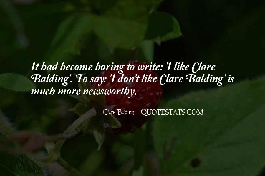 Clare Balding Quotes #1063644