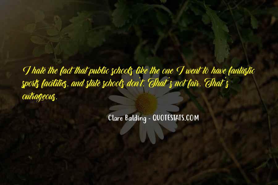Clare Balding Quotes #1209101