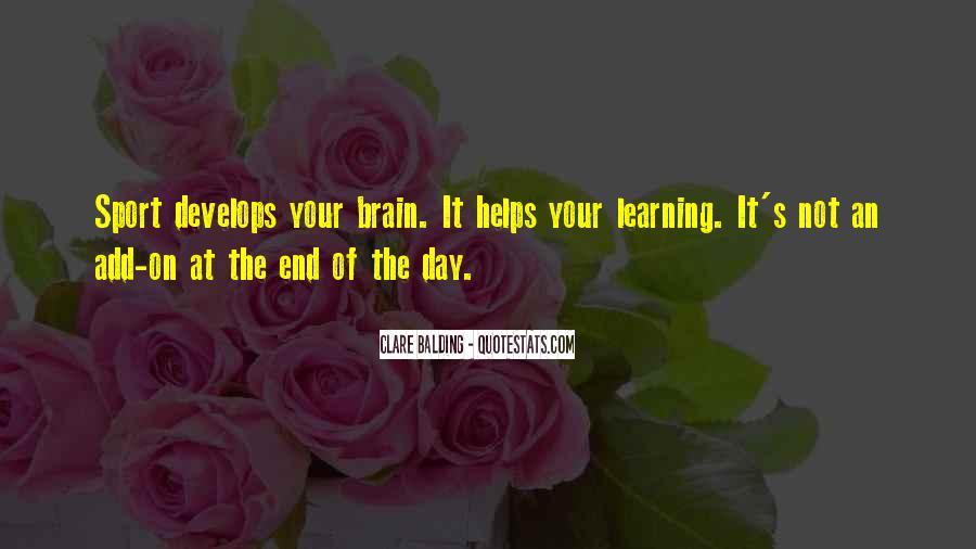 Clare Balding Quotes #167923