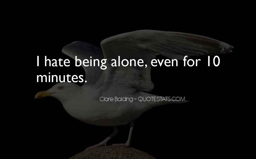 Clare Balding Quotes #558750