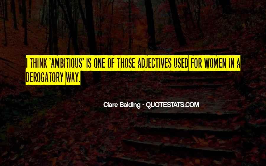 Clare Balding Quotes #64659