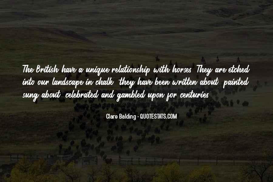 Clare Balding Quotes #701954