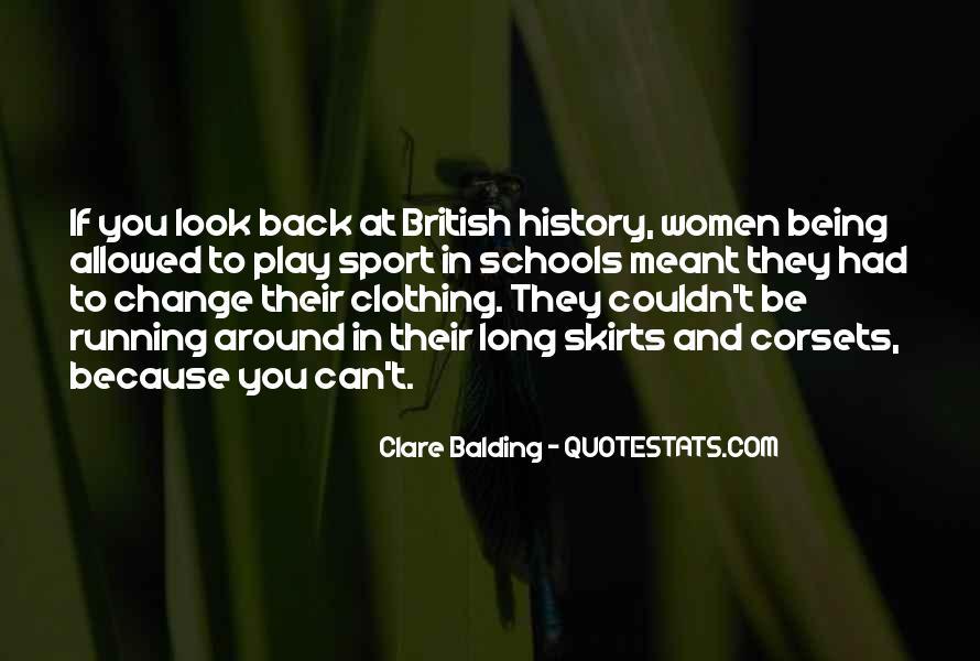 Clare Balding Quotes #742968