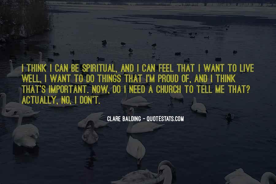 Clare Balding Quotes #828521