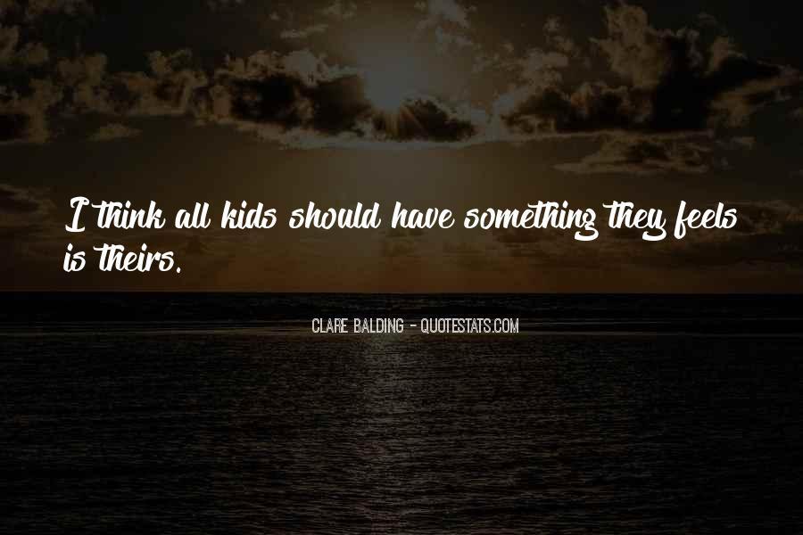 Clare Balding Quotes #927800