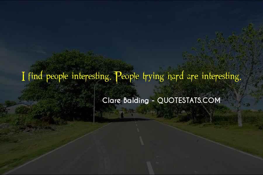 Clare Balding Quotes #97937