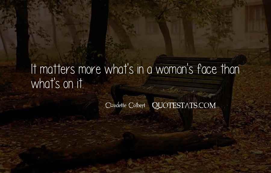 Claudette Colbert Quotes #1544829