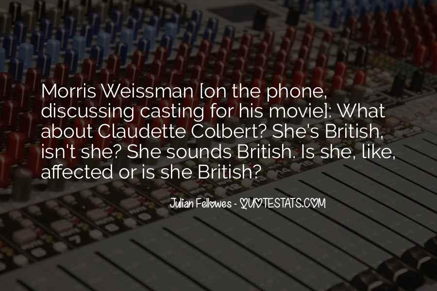 Claudette Colbert Quotes #532693