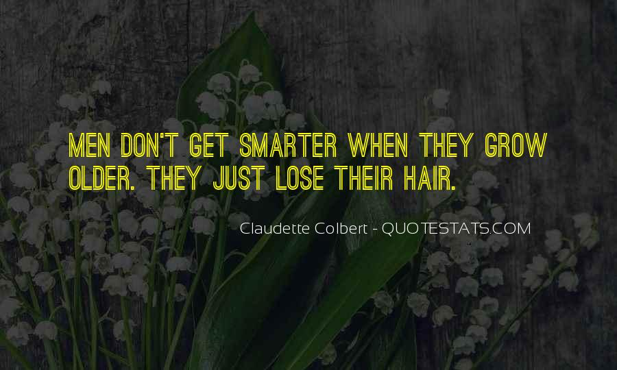 Claudette Colbert Quotes #561604