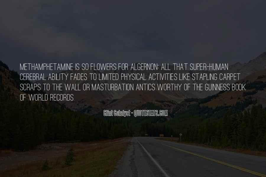 Clint Catalyst Quotes #1136261
