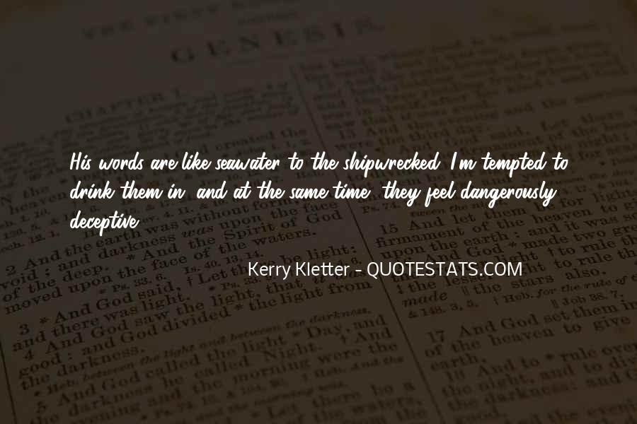 Clint Catalyst Quotes #1816729