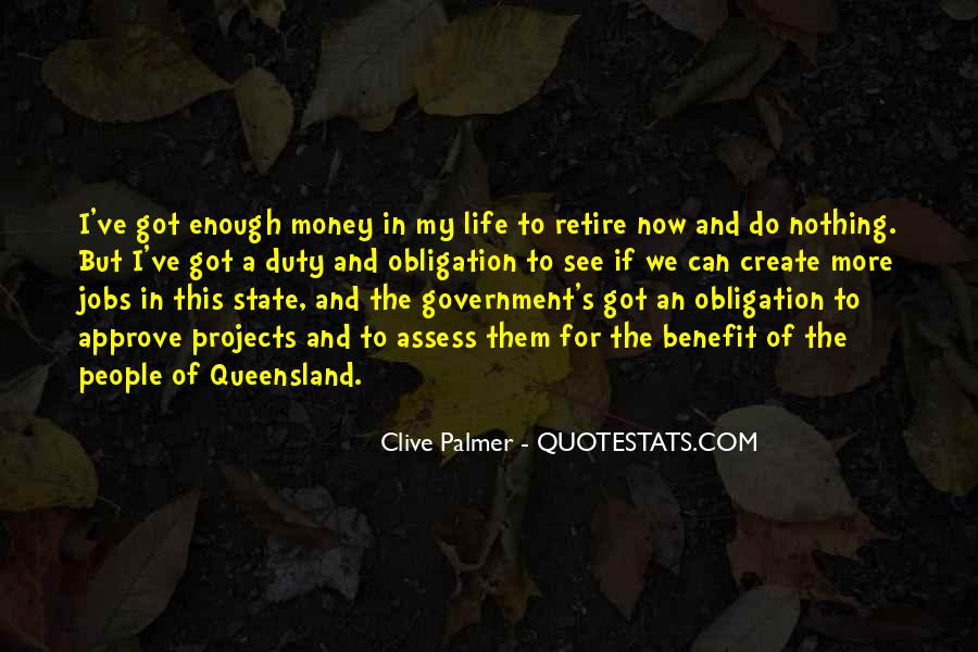 Clive Palmer Quotes #1129446