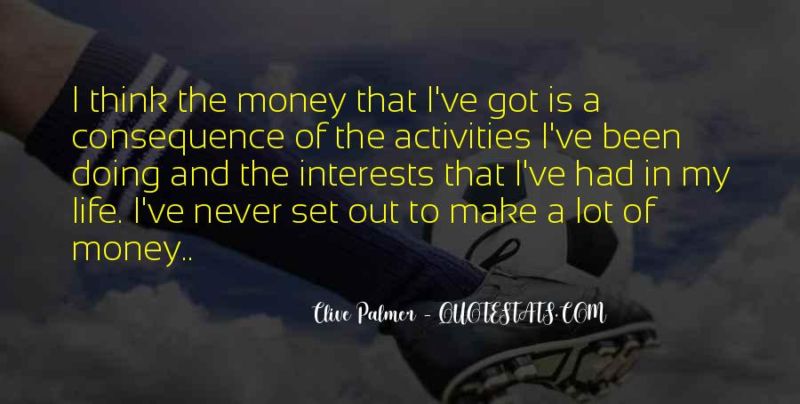 Clive Palmer Quotes #152044