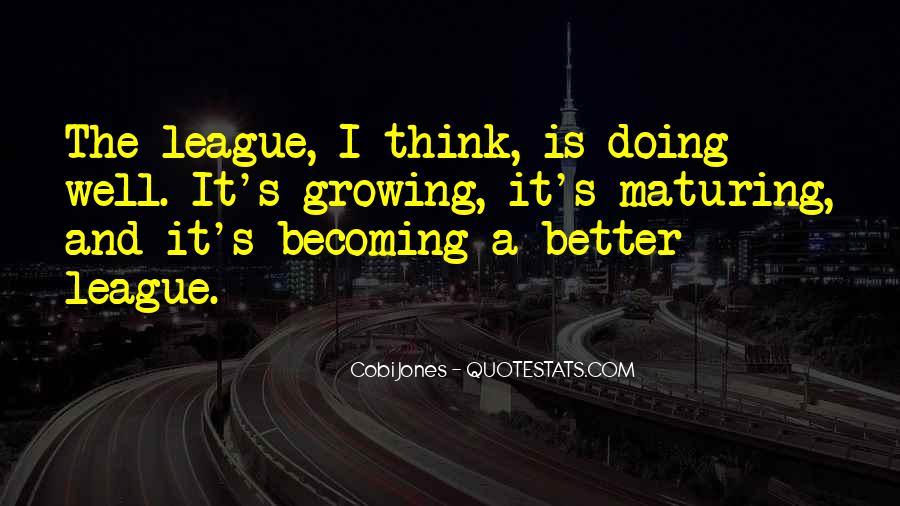 Cobi Jones Quotes #13695