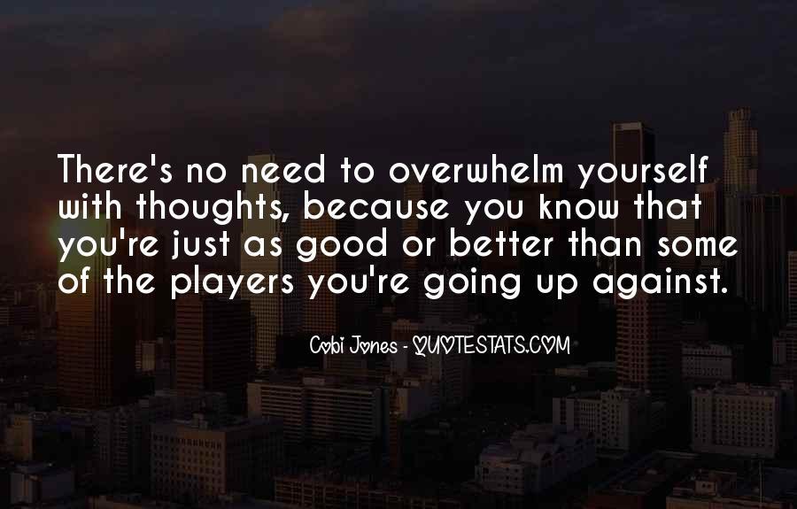 Cobi Jones Quotes #251386