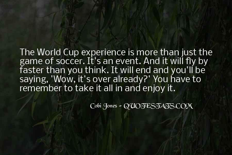 Cobi Jones Quotes #29290
