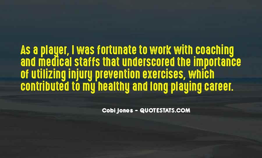 Cobi Jones Quotes #465553
