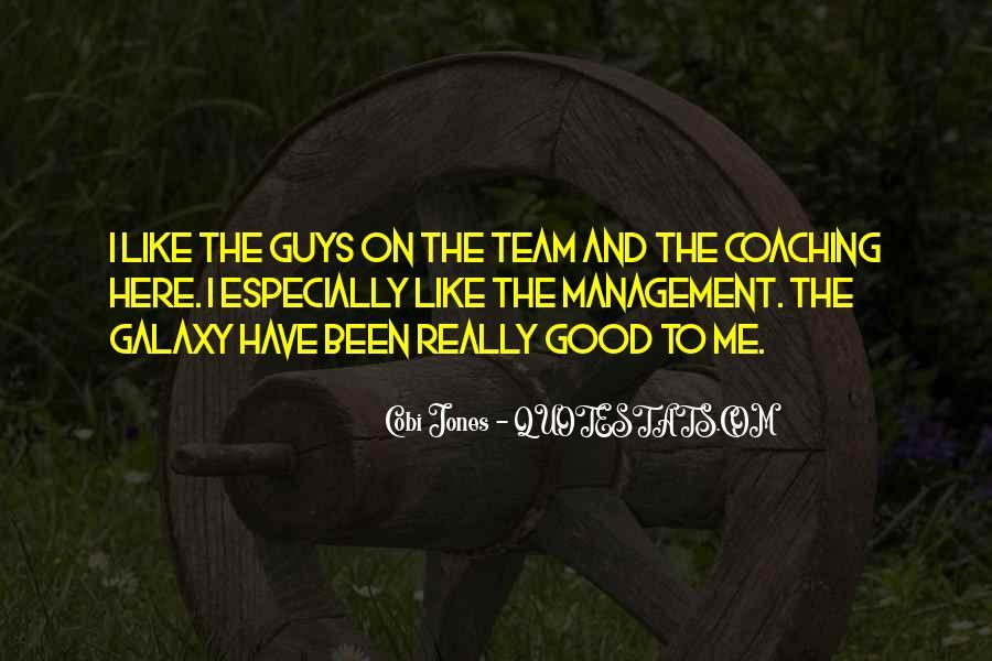 Cobi Jones Quotes #484543