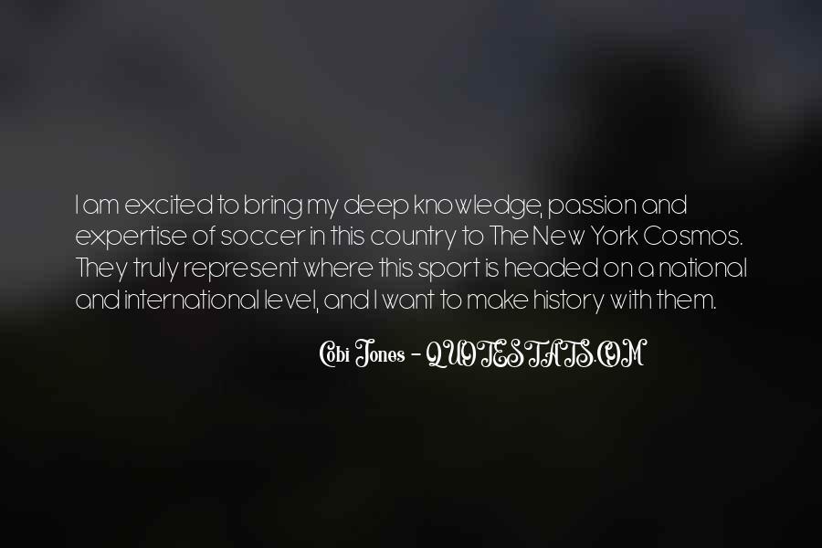 Cobi Jones Quotes #82174