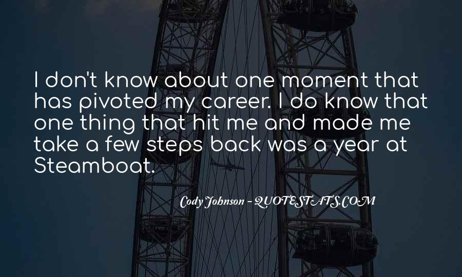 Cody Johnson Quotes #795283