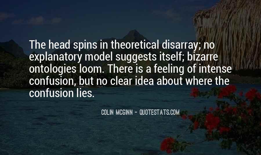 Colin Mcginn Quotes #707951