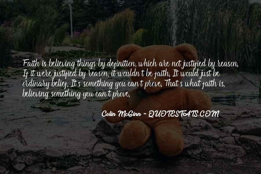 Colin Mcginn Quotes #916069