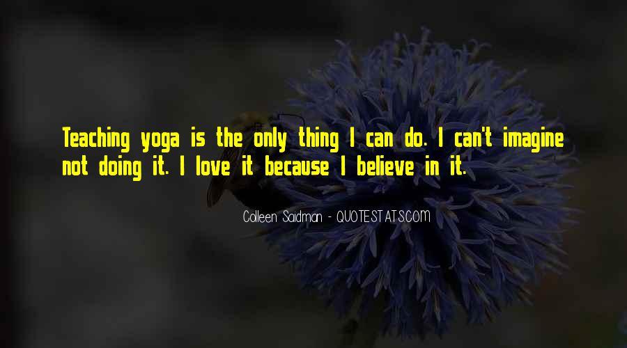 Colleen Saidman Quotes #339325