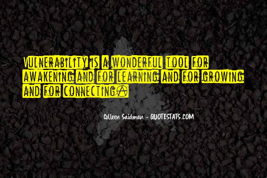 Colleen Saidman Quotes #474017
