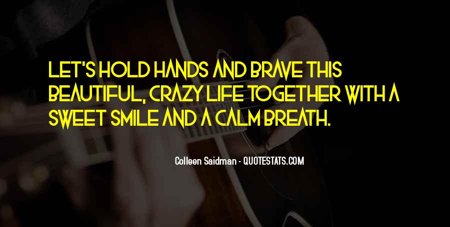 Colleen Saidman Quotes #540555