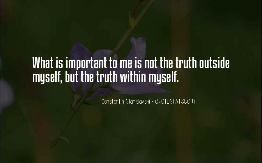 Constantin Stanislavski Quotes #1446849