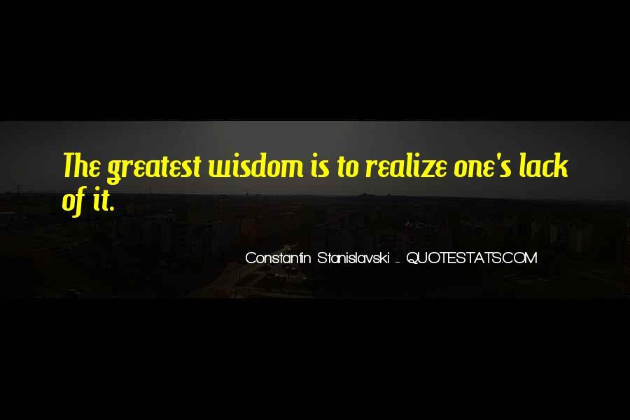 Constantin Stanislavski Quotes #429304