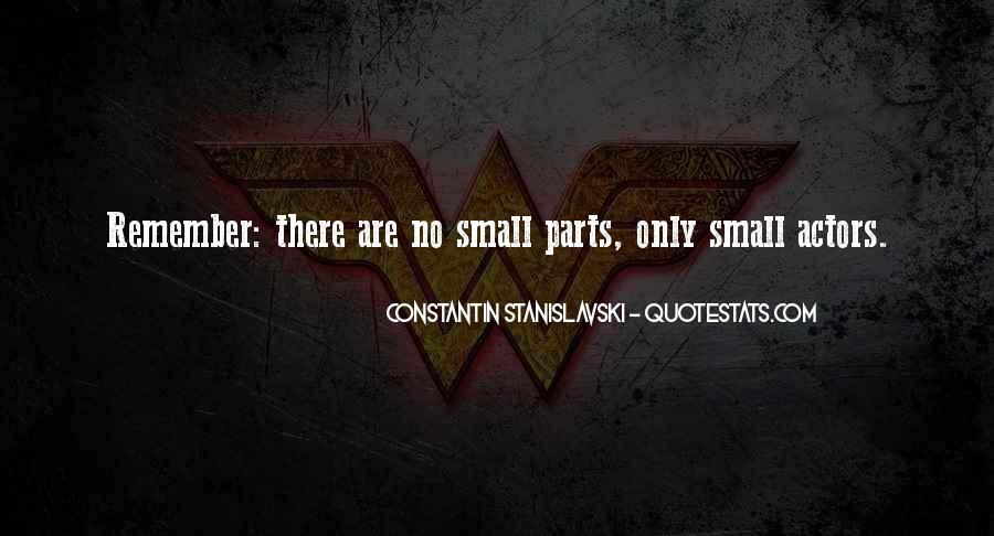 Constantin Stanislavski Quotes #519925