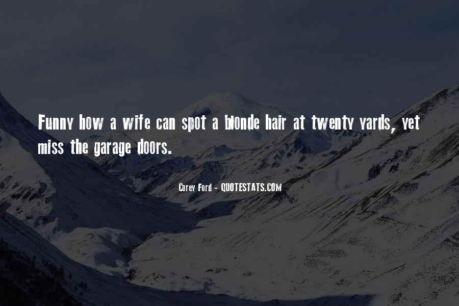 Corey Ford Quotes #25440