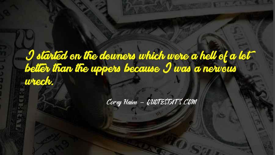 Corey Haim Quotes #1730812