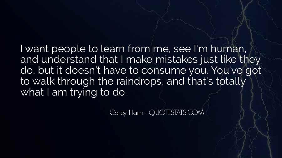 Corey Haim Quotes #396497