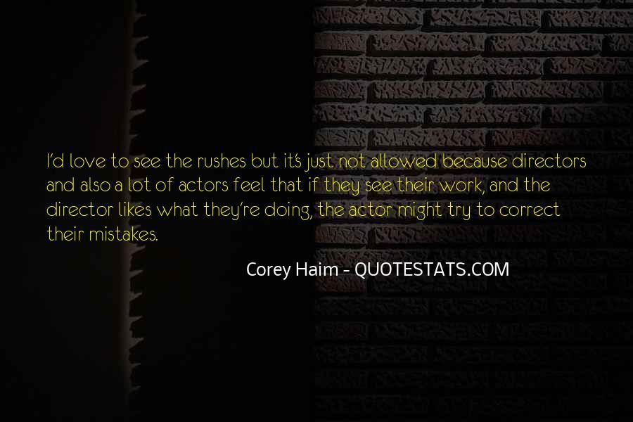 Corey Haim Quotes #598850