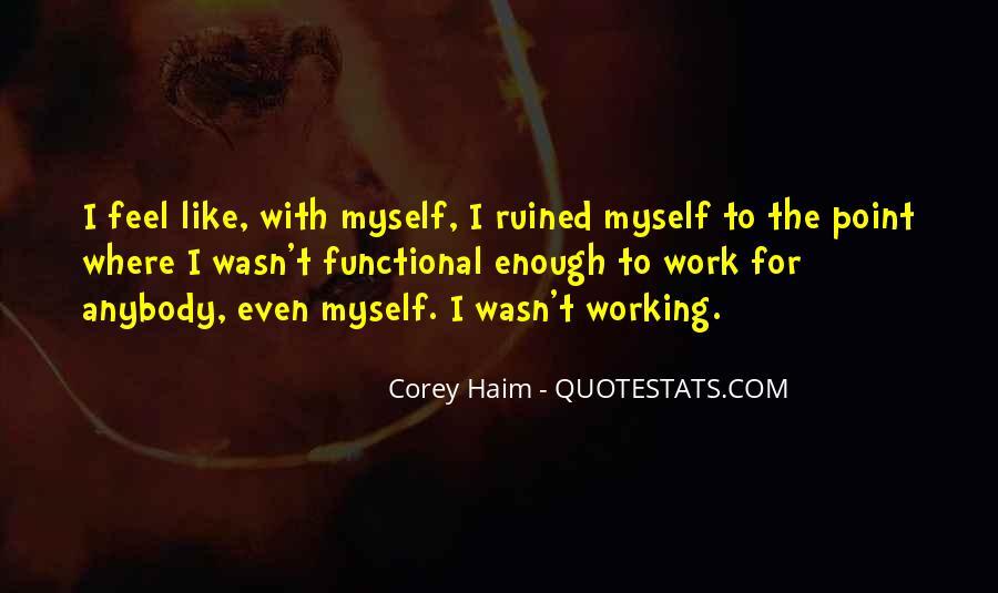 Corey Haim Quotes #67138