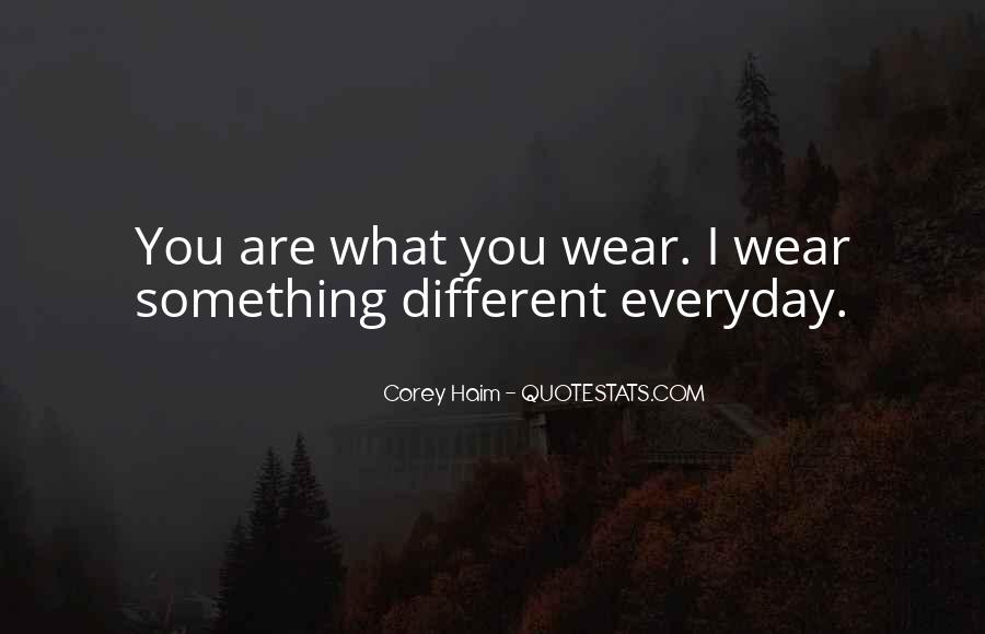 Corey Haim Quotes #893655