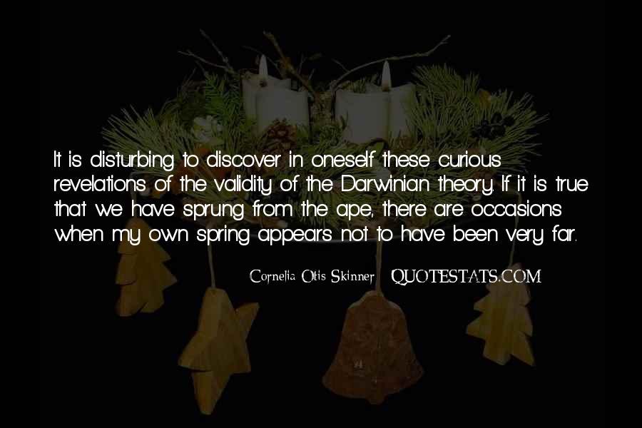 Cornelia Otis Skinner Quotes #208796