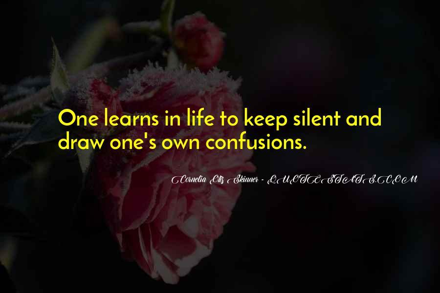 Cornelia Otis Skinner Quotes #334141