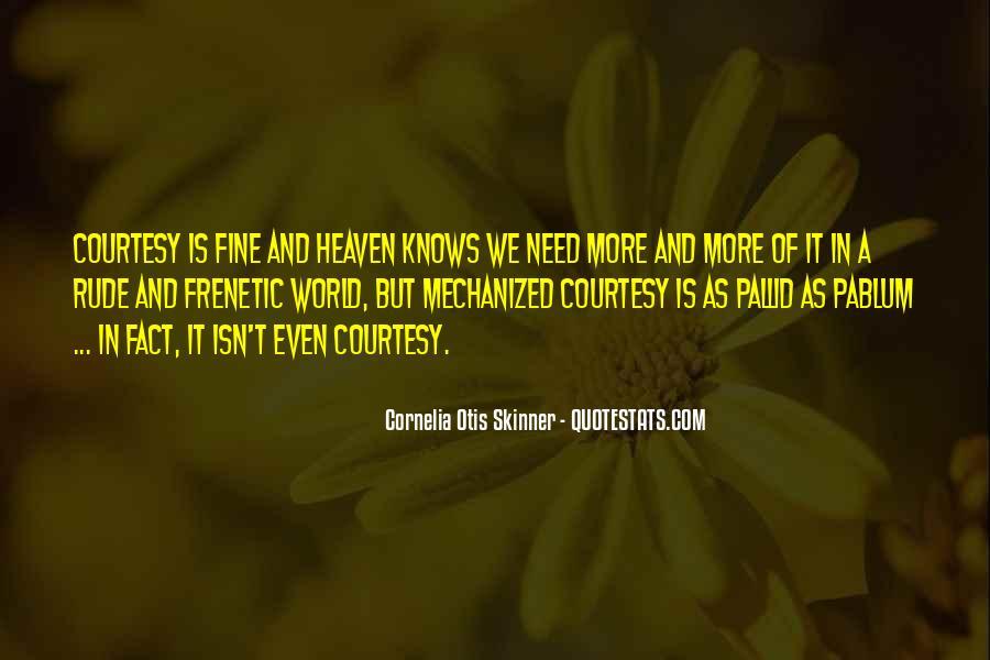Cornelia Otis Skinner Quotes #348253