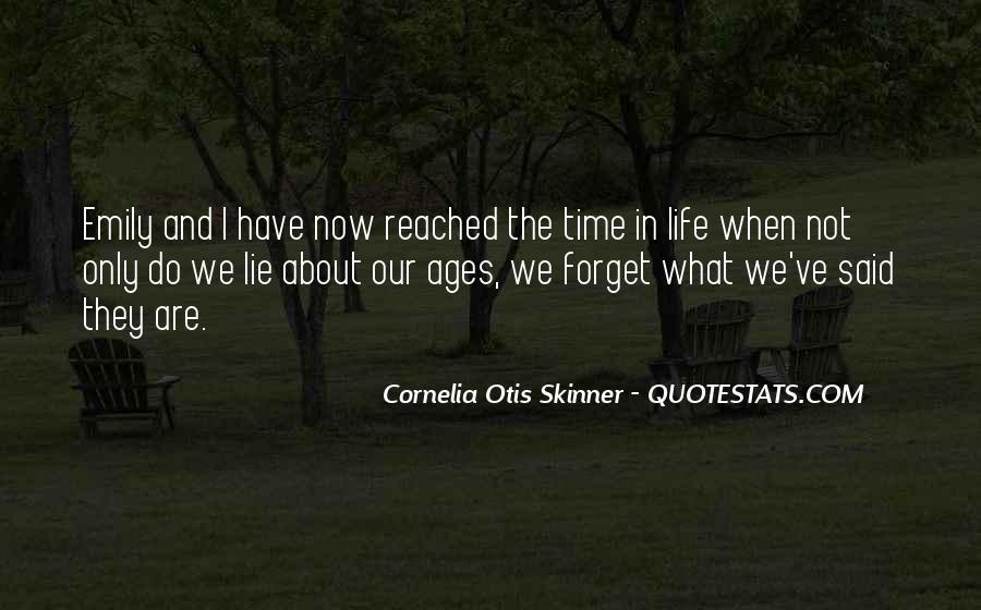 Cornelia Otis Skinner Quotes #58044