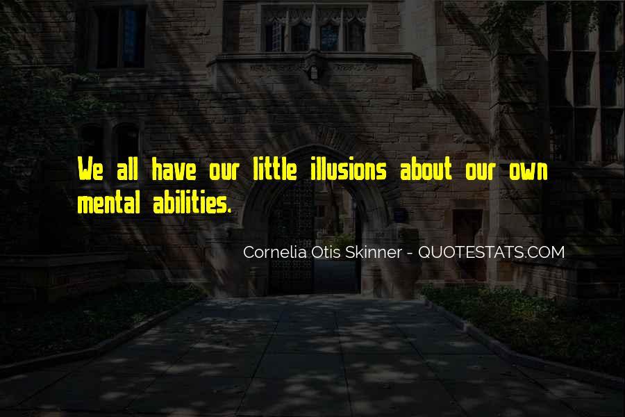 Cornelia Otis Skinner Quotes #98923
